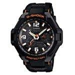 Casio GW4000-1A Men's G-Shock Multiband Tough Solar Power Black Dial Atomic Alarm Watch