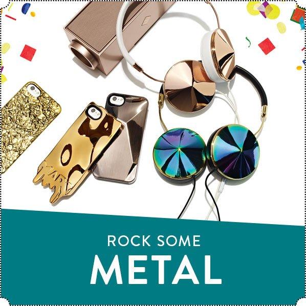 ROCK SOME METAL