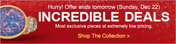 Incredible Deals Collection