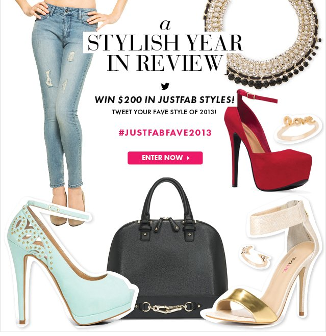 Win $200 In JUSTFAB Styles! Enter Now!