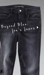 Beyond Blue: Joe's Jeans