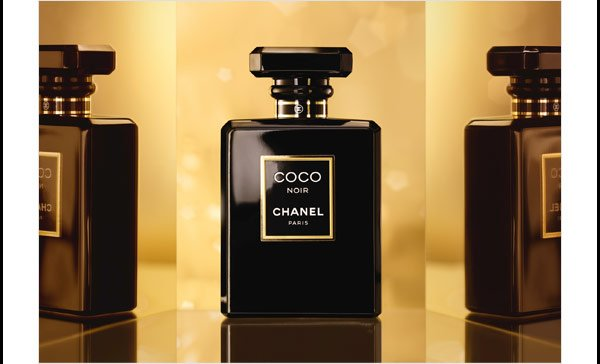 COCO NOIR, OVERNIGHT With complimentary overnight shipping, receive this season's boldest gift in time for the holidays.