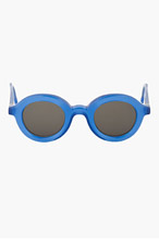 MYKITA Misty Blue Emil Sunglass for women
