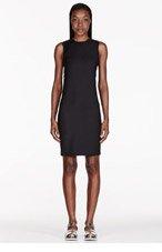 ACNE STUDIOS Black wool Tara Cocktail Dress for women