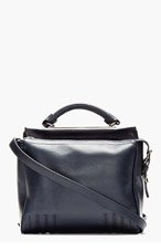 3.1 PHILLIP LIM Deep navy Leather Small Ryder Satchel for women