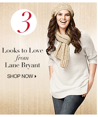 Order Lane Bryant Styles by Noon ET on 12/23 for upgraded next day delivery!