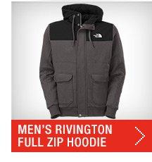 MEN'S RIVINGTON FULL ZIP HOODIE
