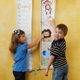 This Much Taller: Personalized Charts