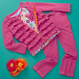 Playground-Perfect: Girls' Apparel