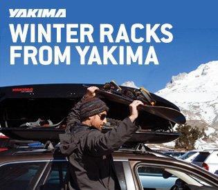 Winter Racks From Yakima
