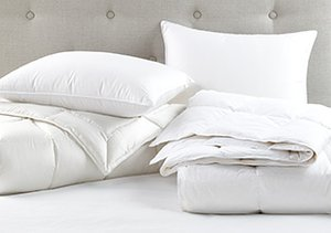 Up to 80% Off: Down Bedding