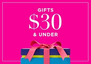 Gifts $30 & Under