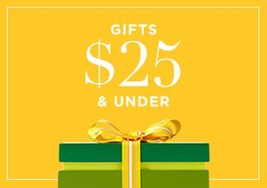 Gifts $25 & Under