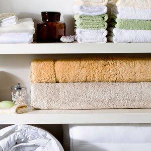 Refresh the Linen Closet