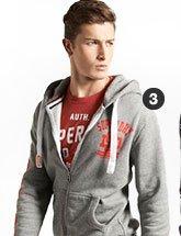 sd trackster hoodie