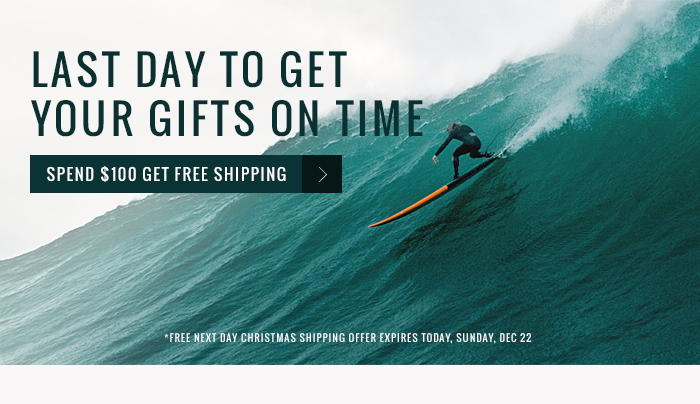 Last day to get your gifts on time