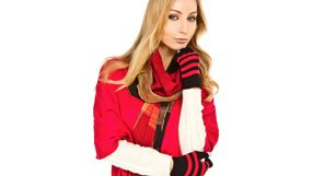 Pashmina Sets and Touch Screen Gloves
