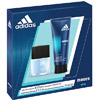 adidas Moves Him Eau de Toilette Spray& Hair & Body Wash Gift Set, 2 pc