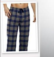 Jockey Flannel Sleep Pant: