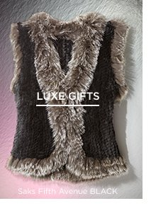 Shop Luxe Gifts