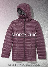 Shop Sporty Chic