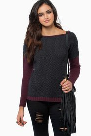 Total Opposites Sweater