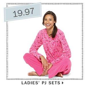 19.97 Ladies' PJ sets
