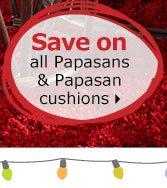 Save on all Papasans & Papasan cushions