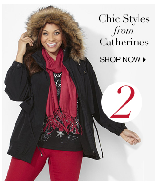 Order Catherines Styles by Noon ET on 12/23 for upgraded next day delivery!