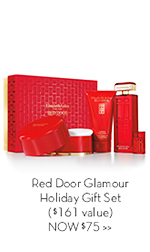 Red Door Glamour Holiday Gift Set ($161 value) NOW $75.
