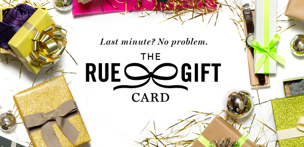 The Rue Gift Card