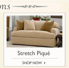 Stretch Pique