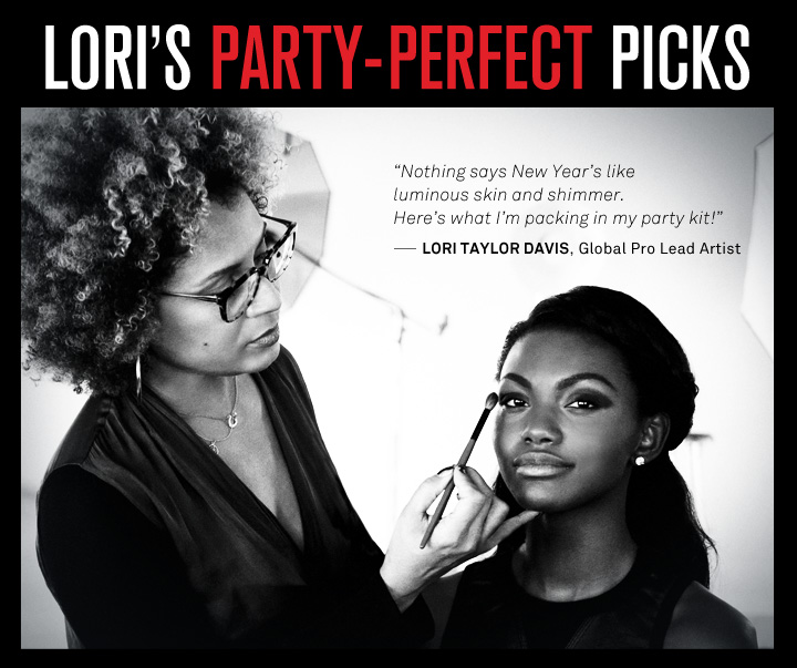 Lori's Party-Perfect Picks