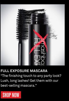 Full Exposure Mascara