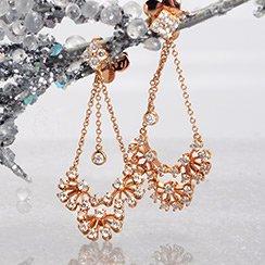 18K Gold Designer Jewelry Sale: Carlo Buttini, Mikimoto, Koesia, Oro Trend & more