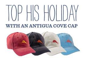 Antigua Cove Cap