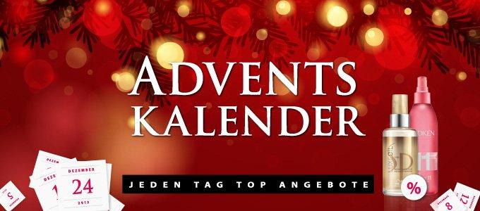 3. Advent - 20 Prozent Rabatt Gutschein. Code: HC24_ADVENT3 - NUR Gültig für Wella, Wella SP, Goldwell und Loreal