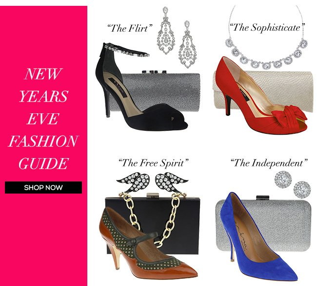 New Years Eve Fashion Guide