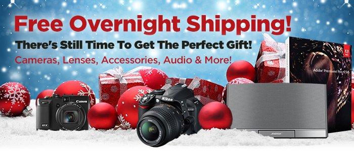 Adorama - Free Overnight Shipping!
