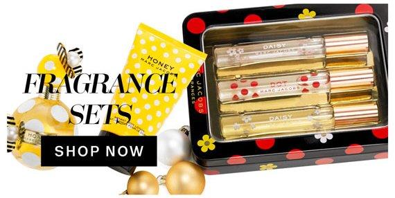 Fragrance Sets. Shop Now.
