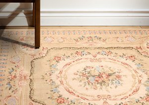 Up to 85% Off: Savonnerie Rugs