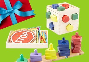 School Ready: Educational Toys