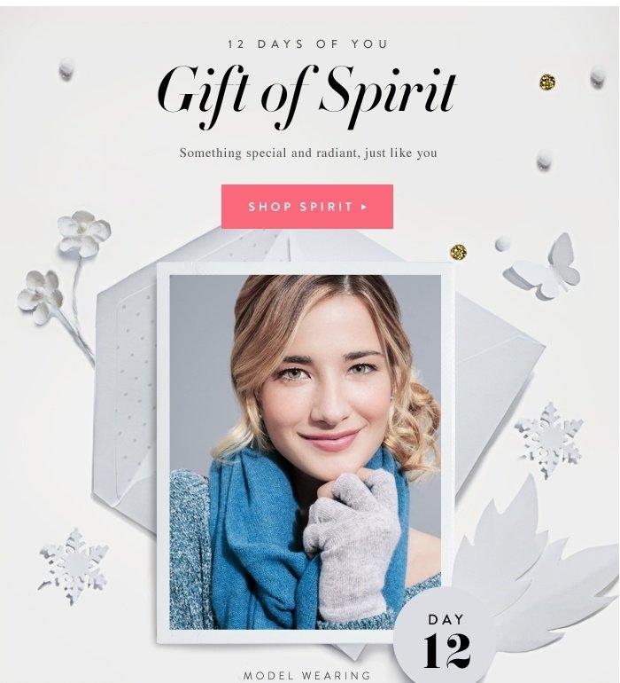 Gift of Spirit