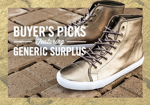 Shop Buyers' Picks ft. Generic Surplus