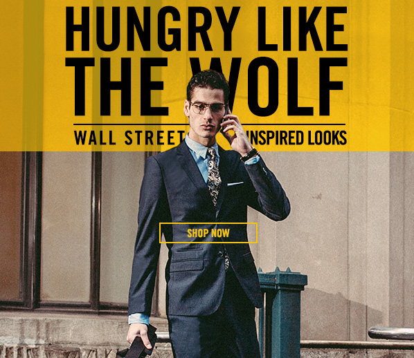 Shop Wall Street-Inspired Style