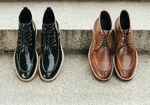 Shop Premium Leather Boots ft. Rogue