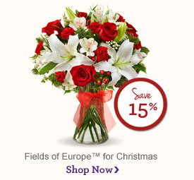 Fields of Europe™ for Christmas - Save 15%  Deliver your warmest wishes with a true classic! Shop Now