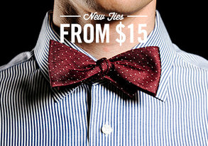 Shop New Ties from $15 ft. Penguin