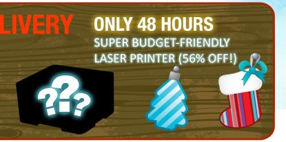 only 48 hours. super budget friendly laser pointer)