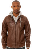 The Rapture Jacket in Coffee Bean